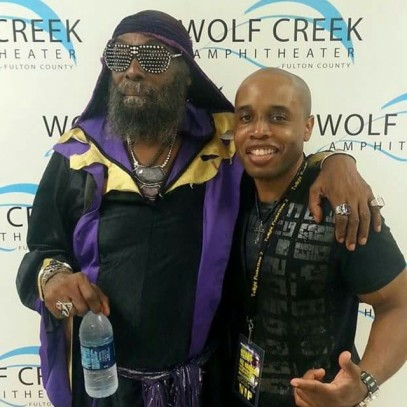 With the Legend George Clinton