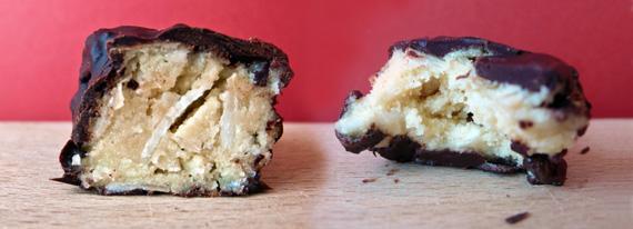 toasted coconut and vanilla whey