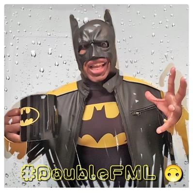 doublefml fatdarrell batman