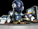 DJ-Robot-psd49638