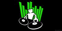 robot-dj-social-wide-black