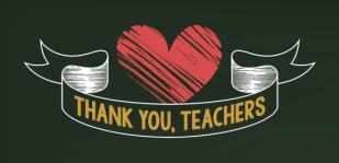 Thank-You-Teachers-Green