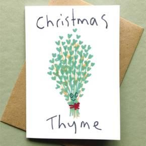 original_christmas-card-pack-of-six-christmas-thyme