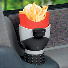 French-Fry-Holder