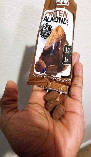 ON Almonds