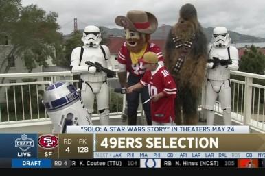 49ers star wars