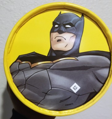 Batman Ice Cream