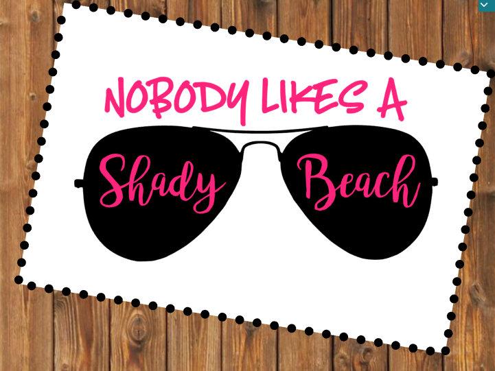 38a055af35 Nobody Likes a Shady Beach – #DoubleFML FatDarrellPalooza!
