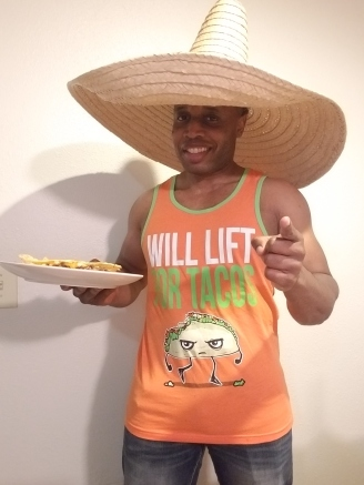 Fat Darrell cinco de mayo