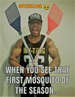 Fat Darrell mosquito