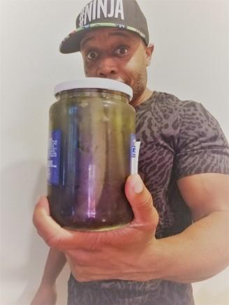 Fat Darrell pickle