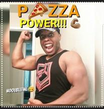 Fat Darrell Pizza