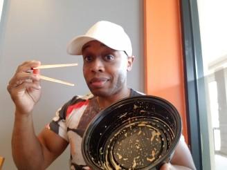 Fat Darrell sushi