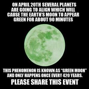 Green Moon DoubleFML