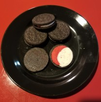 Cherry Cola Oreos