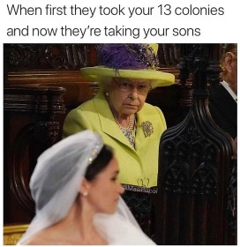 DoubleFML Royal Wedding
