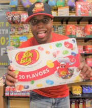 Fat Darrell jelly belly