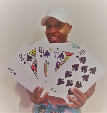 Fat Darrell spades