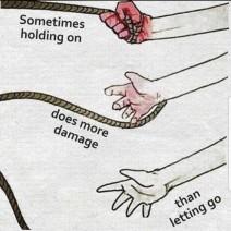 letting go doublefml