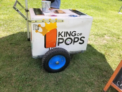 #DoubleFML King of Pops