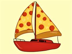 #DoubleFMl pizza 3