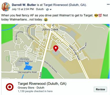 Fat Darrell target 5
