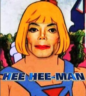 #DoubleFML he man