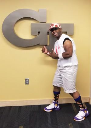 Fat Darrell Georgia Tech