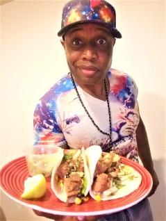 Fat Darrell tacos