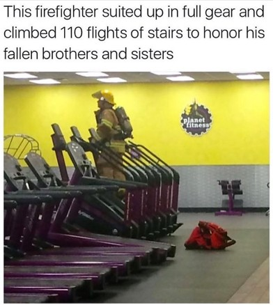 DoubleFML 911 fireman