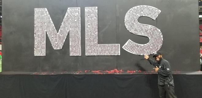Fat Darrell MLS Cup