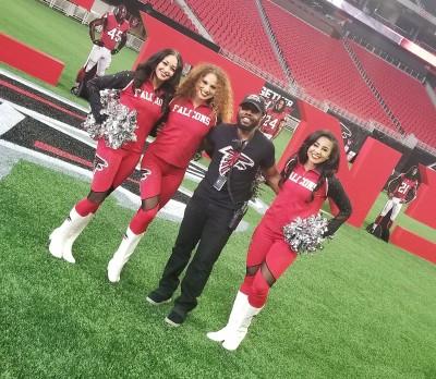 Fat Darrell Falcons AFC