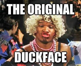 duckface doublefml