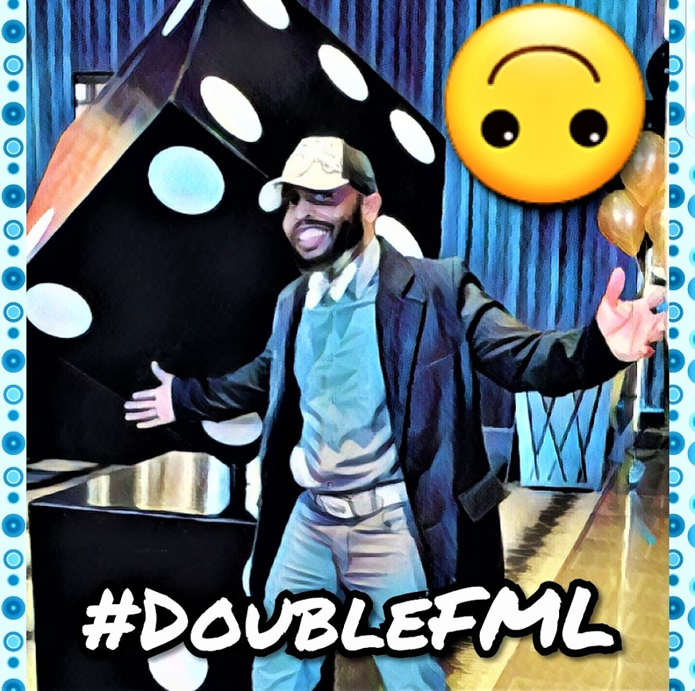 DoubleFML FatDarrellPalooza! – Not just FML #DoubleFML
