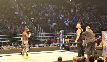 #DoubleFML WWE Brock