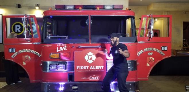 Fat Darrell Fire 1