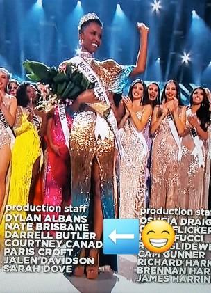 #DoubleFML Miss Universe 1