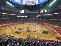 #DoubleFML Monster Jam